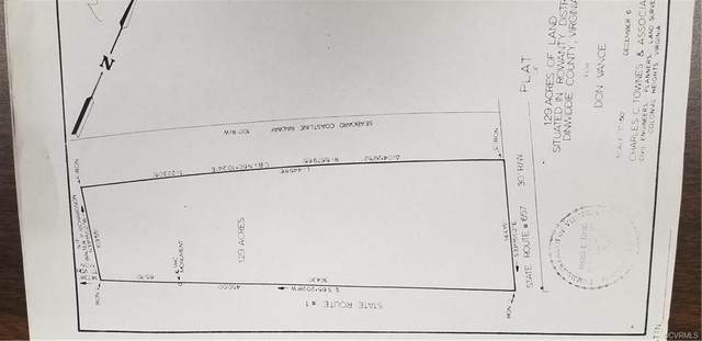 16105 Boydton Plank Road, Dewitt, VA 23840 (MLS #2111070) :: The Redux Group