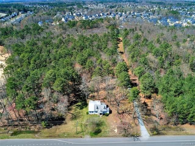 5060 Shady Grove Road, Glen Allen, VA 23059 (MLS #2111093) :: Treehouse Realty VA