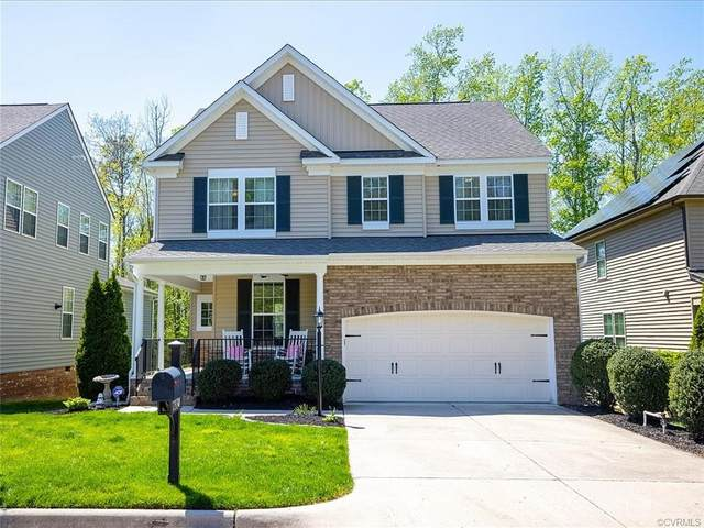 7330 Vicenzo Drive, Moseley, VA 23120 (MLS #2111101) :: Village Concepts Realty Group