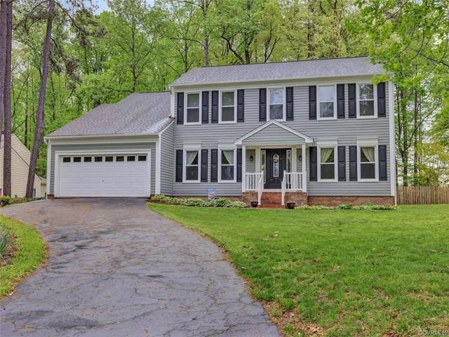 13905 Eastbluff Road, Midlothian, VA 23112 (MLS #2111106) :: Village Concepts Realty Group