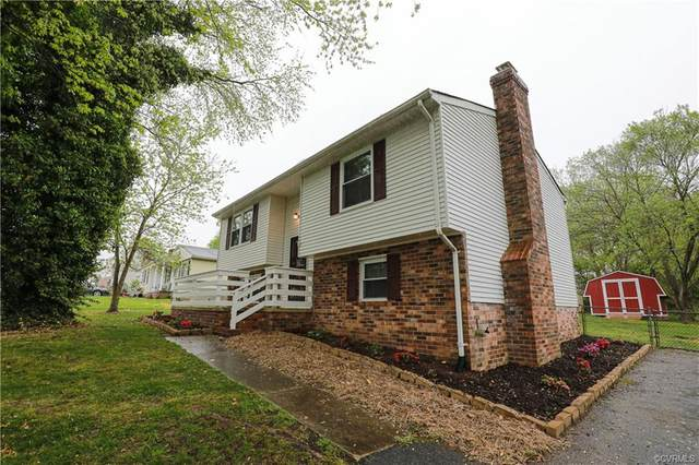 4032 Laurelwood Road, North Chesterfield, VA 23234 (MLS #2111108) :: Treehouse Realty VA