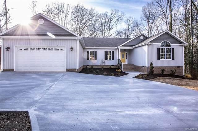 Lot 2 Cedar Lane, Disputanta, VA 23842 (MLS #2111112) :: Treehouse Realty VA