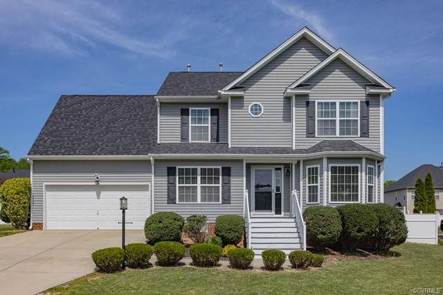 13300 Silverdust Lane, Chesterfield, VA 23836 (MLS #2111113) :: Village Concepts Realty Group