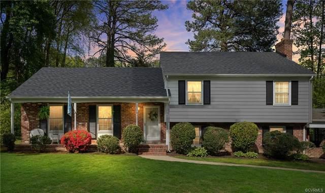 3201 Scherer Drive, Richmond, VA 23235 (MLS #2111132) :: Village Concepts Realty Group