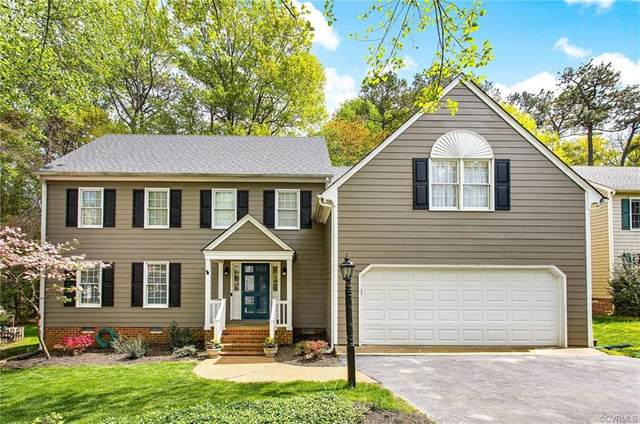 5713 Sandstone Ridge Terrace, Midlothian, VA 23112 (MLS #2111139) :: Blake and Ali Poore Team