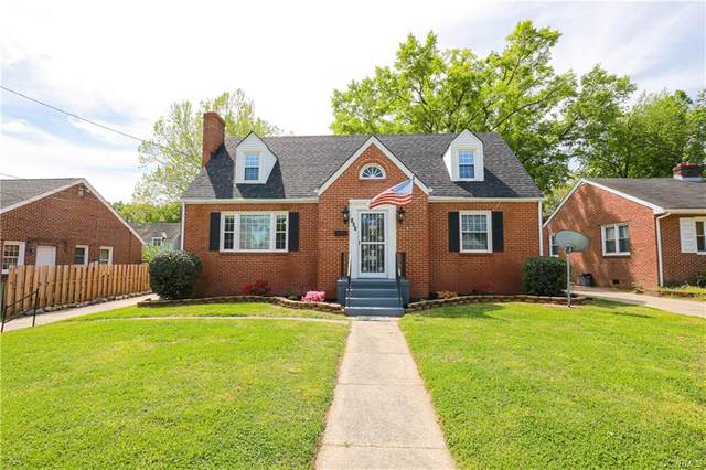 507 Moorman Avenue, Colonial Heights, VA 23834 (#2111151) :: Abbitt Realty Co.