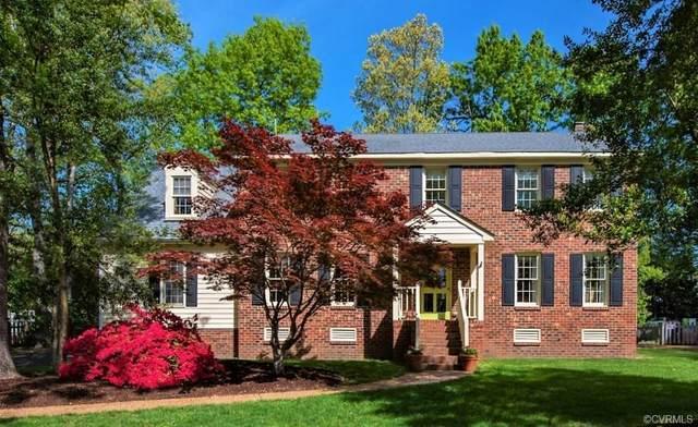 2812 Abbey Lane, Henrico, VA 23233 (MLS #2111157) :: Village Concepts Realty Group