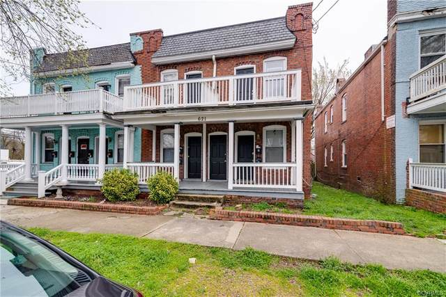621 N 32nd Street, Richmond, VA 23223 (MLS #2111162) :: Village Concepts Realty Group