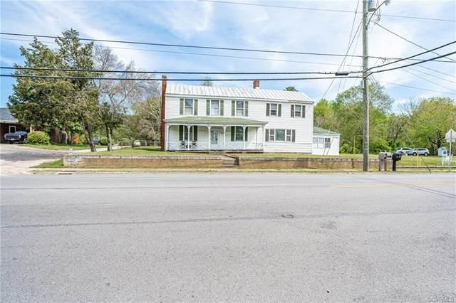 6512 River Road, Petersburg, VA 23803 (MLS #2111185) :: The Redux Group