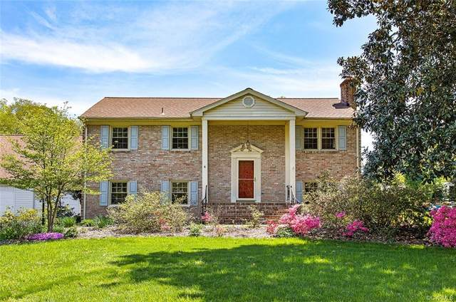 11601 Chalkley Road, Chester, VA 23831 (MLS #2111226) :: Village Concepts Realty Group