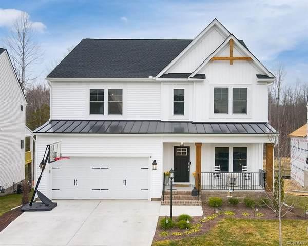 18231 Twin Falls Lane, Moseley, VA 23120 (MLS #2111228) :: Village Concepts Realty Group