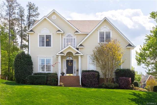 14600 Waters Shore Drive, Midlothian, VA 23112 (#2111250) :: The Bell Tower Real Estate Team