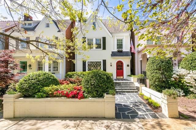 3329 W Franklin Street, Richmond, VA 23221 (MLS #2111252) :: Small & Associates