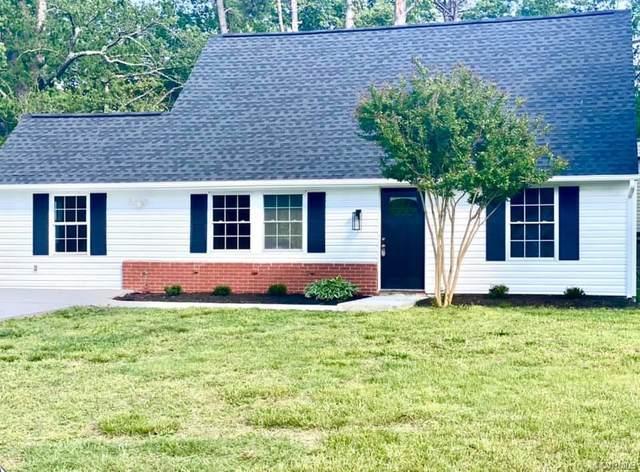 2317 Carr Lane, Henrico, VA 23230 (MLS #2111255) :: Treehouse Realty VA