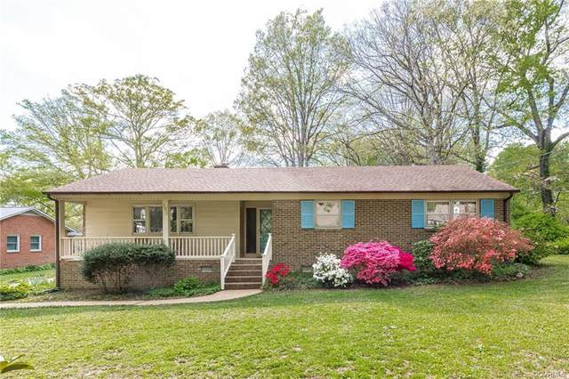 2032 Pocoshock Boulevard, Chesterfield, VA 23235 (#2111257) :: The Bell Tower Real Estate Team