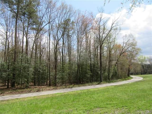 14.4 acres Brick Road, Carson, VA 23830 (MLS #2111262) :: The Redux Group
