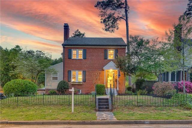 4300 Hillcrest Road, Richmond, VA 23225 (#2111265) :: The Bell Tower Real Estate Team