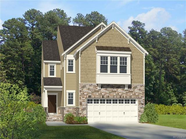 9349 Kellogg Lane, Mechanicsville, VA 23116 (MLS #2111283) :: The Redux Group