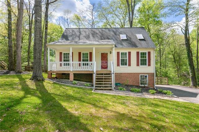 13524 Buck Rub Drive, Chesterfield, VA 23112 (#2111291) :: The Bell Tower Real Estate Team