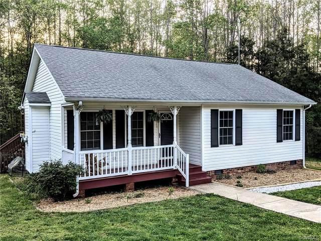 2415 Bagby Road, Bumpass, VA 23024 (MLS #2111293) :: Village Concepts Realty Group