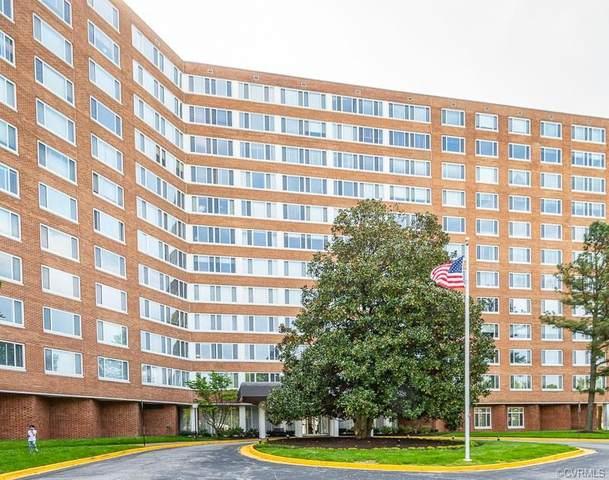 5100 Monument Avenue #714, Henrico, VA 23230 (MLS #2111296) :: Small & Associates