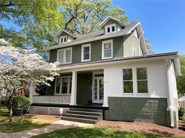 4712 Kensington Avenue, Richmond, VA 23226 (MLS #2111320) :: Village Concepts Realty Group
