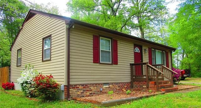 6712 Davis Road, Quinton, VA 23141 (MLS #2111344) :: Village Concepts Realty Group