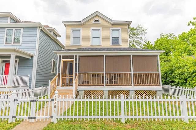 2806 North Avenue, Richmond, VA 23222 (MLS #2111353) :: Village Concepts Realty Group