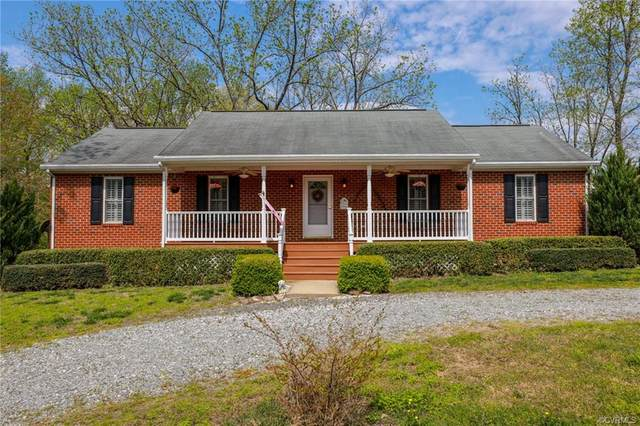 13481 Spring Road, Montpelier, VA 23192 (MLS #2111354) :: Blake and Ali Poore Team