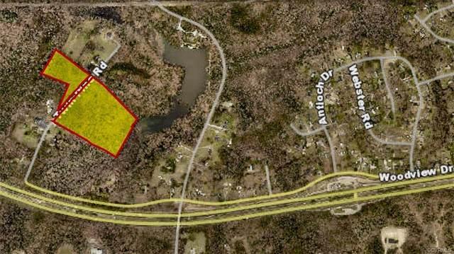 Lot Twin Pine Road, Sandston, VA 23150 (MLS #2111358) :: The Redux Group