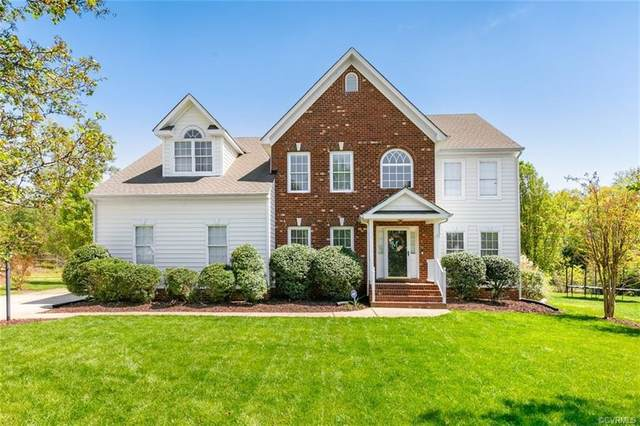 3125 Shorewood Place, Midlothian, VA 23112 (#2111372) :: The Bell Tower Real Estate Team