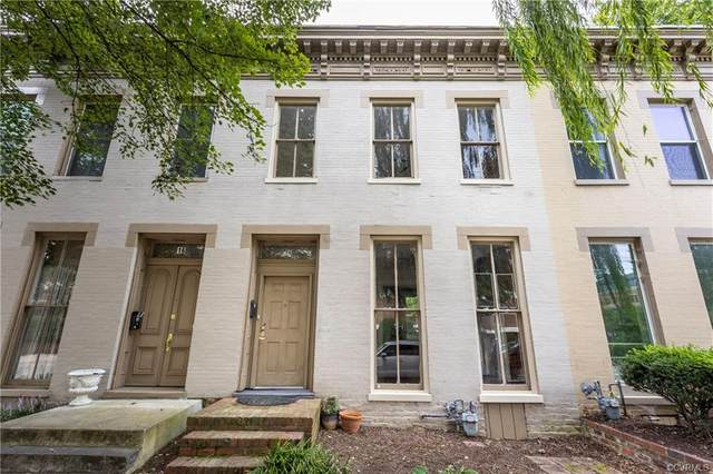 18 N Harrison Street, Richmond, VA 23220 (#2111411) :: The Bell Tower Real Estate Team