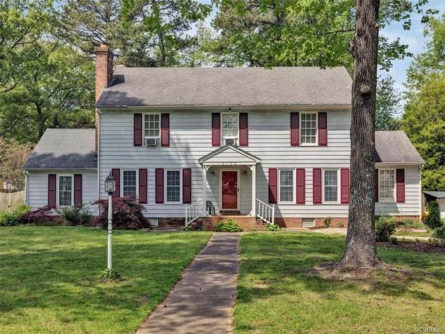 8302 Audley Lane, Richmond, VA 23227 (MLS #2111446) :: The Redux Group