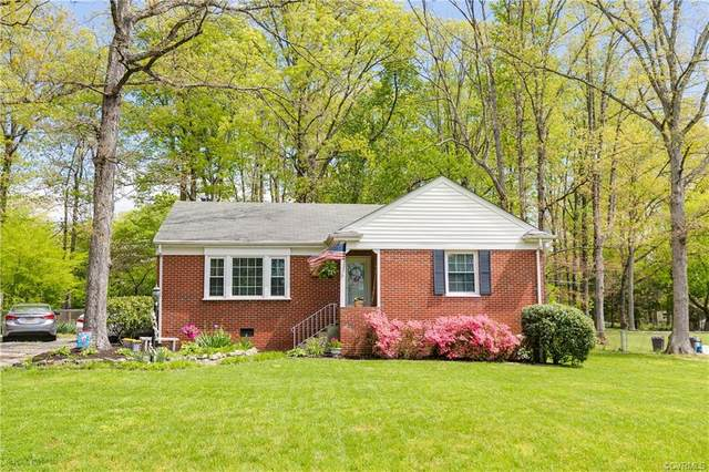 709 Timken Drive, Henrico, VA 23229 (#2111448) :: The Bell Tower Real Estate Team