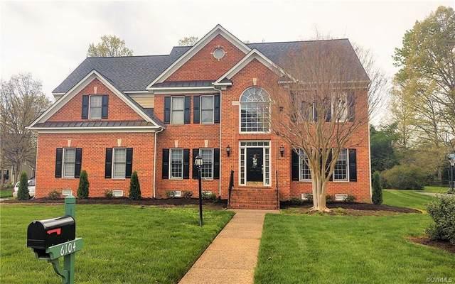 6104 Warbler Way, Glen Allen, VA 23059 (MLS #2111453) :: Village Concepts Realty Group