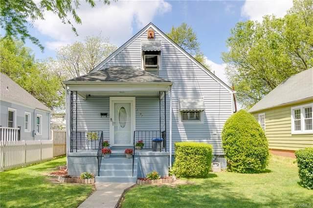 2107 Dinwiddie Avenue, Richmond, VA 23224 (MLS #2111456) :: Village Concepts Realty Group