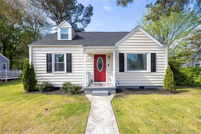 1809 Oak Hill Lane, Henrico, VA 23223 (#2111459) :: The Bell Tower Real Estate Team