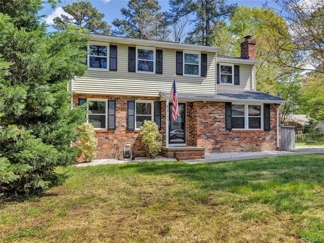 9737 Laurel Pine Drive, Henrico, VA 23228 (MLS #2111461) :: Village Concepts Realty Group