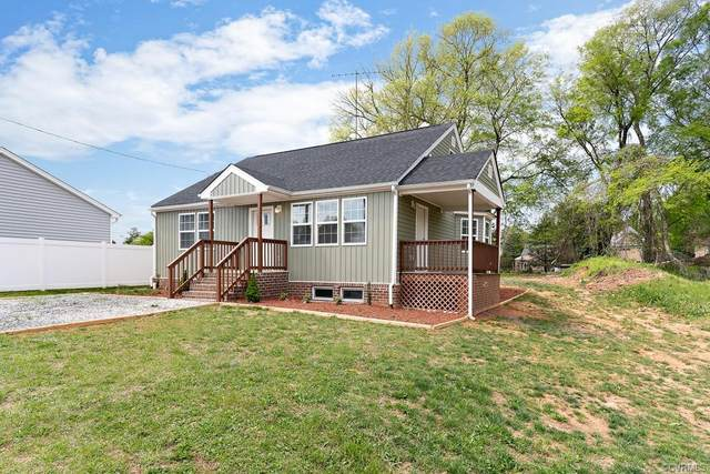 309 Watkins Street, Farmville, VA 23901 (MLS #2111501) :: Treehouse Realty VA
