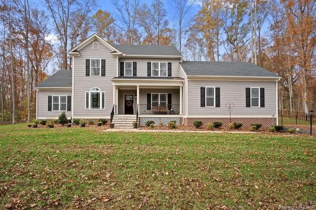 2432 Gammons Creek Drive, Maidens, VA 23102 (MLS #2111551) :: The RVA Group Realty