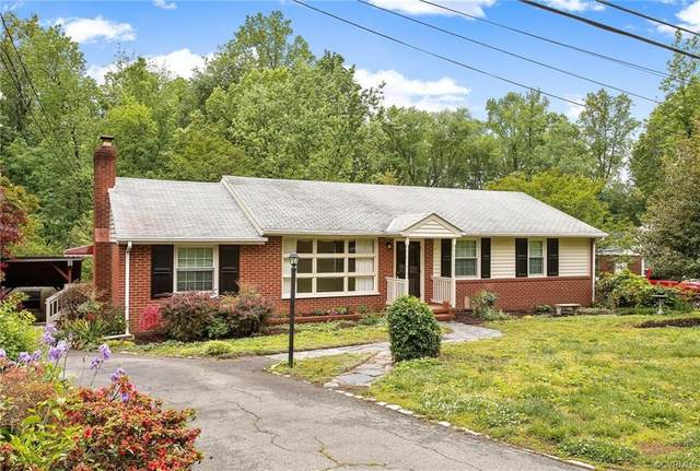 9415 Bonnie Dale Road, Henrico, VA 23229 (MLS #2111561) :: Village Concepts Realty Group