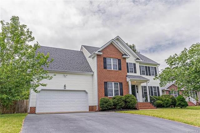 7095 Port Lane, Mechanicsville, VA 23111 (MLS #2111568) :: Small & Associates