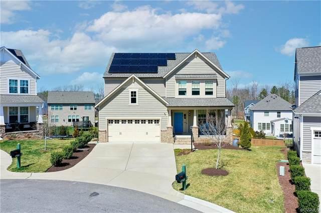 17548 Ruby Lake Terrace, Moseley, VA 23120 (MLS #2111607) :: Small & Associates