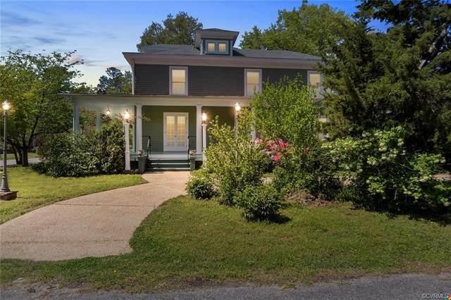 1667 Monticello Street, Petersburg, VA 23805 (#2111623) :: The Bell Tower Real Estate Team