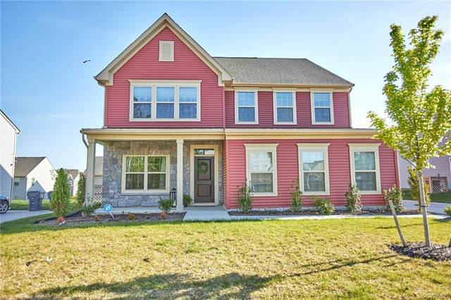 3519 Cannington Drive, Chesterfield, VA 23237 (MLS #2111624) :: Small & Associates