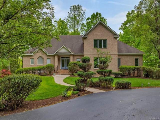 13201 Chesdin Landing Drive, Chesterfield, VA 23838 (#2111625) :: The Bell Tower Real Estate Team