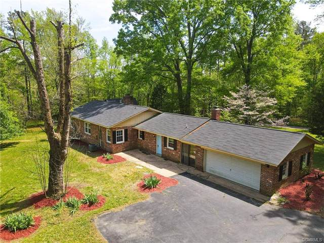 4016 Alpine Road, South Chesterfield, VA 23803 (MLS #2111630) :: Small & Associates