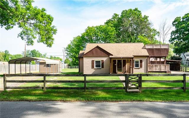 2422 Sherbourne Road, North Chesterfield, VA 23237 (MLS #2111650) :: Treehouse Realty VA
