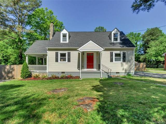 4518 Falling Creek Circle, North Chesterfield, VA 23234 (MLS #2111682) :: Small & Associates
