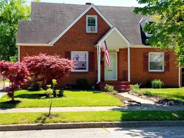 608 E Cawson Street, Hopewell, VA 23860 (MLS #2111712) :: Treehouse Realty VA